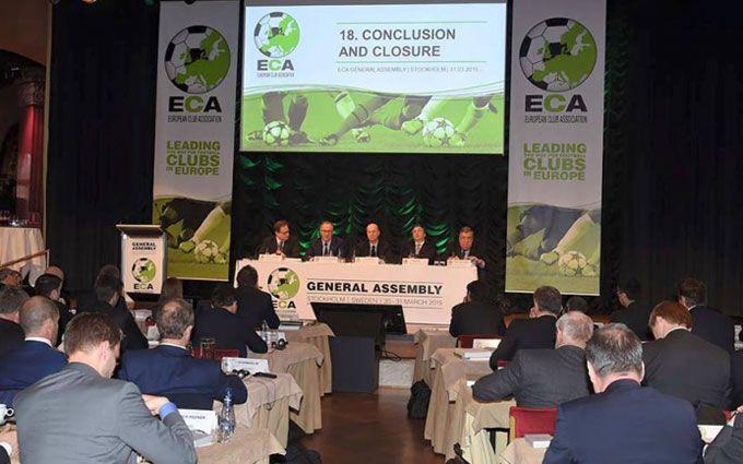 Европейские клубы осудили решение ФИФА по чемпионату мира