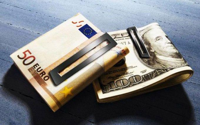 Курси валют в Україні на п'ятницю, 17 лютого
