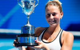 Юная украинская чемпионка вызвала фурор на Australian Open: опубликовано видео