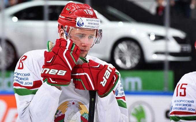 Лукашенко жорстко покарає хокеїстів за позорище в Росії: опубліковано відео