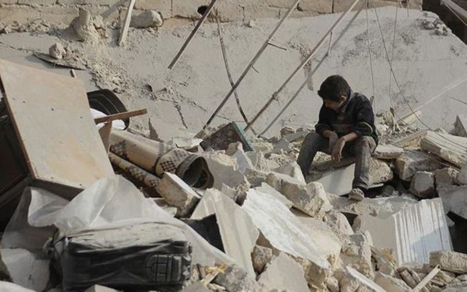 Війська Путіна завдали нового удару в Сирії, під сотню загиблих: з'явилися відео та подробиці