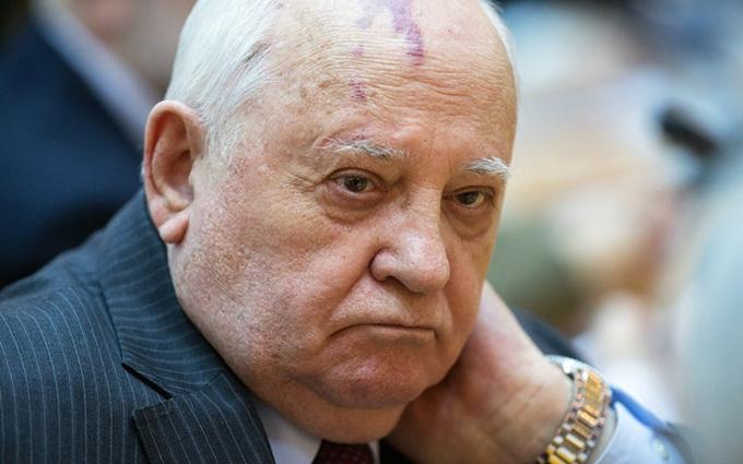 Горбачов заступився за Росію: з'явився лист Олімпійському комітету