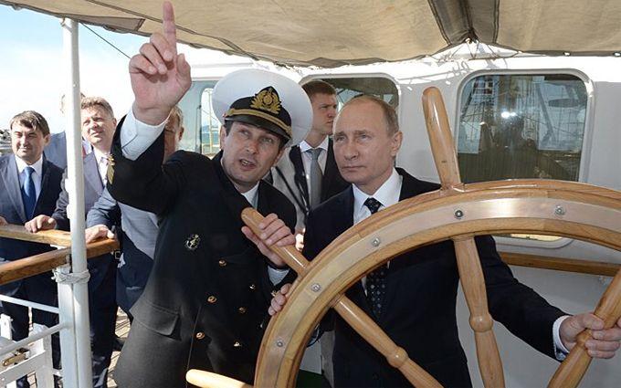 В мережі посміялись над новим фото Путіна