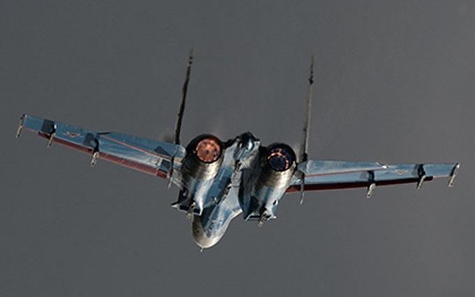 Загибель бойового літака в Росії: стала відома доля пілота