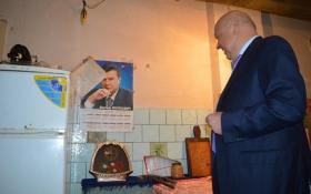 """Москаль опублікував фото """"зустрічі"""" з Януковичем-втікачем на Закарпатті"""