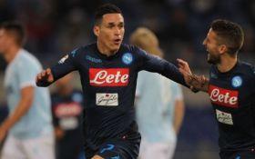 Наполи разгромил Лацио, Интер впервые потерял очки и другие итоги 5-го тура Серии А
