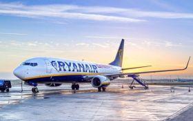 Ryanair запускає перші рейси з Києва: названа дата