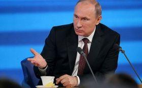 В Німеччині шоковані скандальною заявою Путіна щодо України