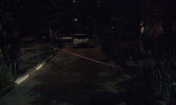 Вибух і стрілянина в Запоріжжі: з'явилися фото і подробиці (1)