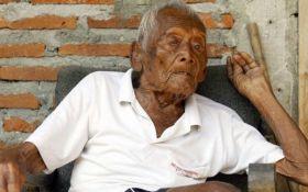 В Індонезії помер, можливо, один з найстаріших у світі людей