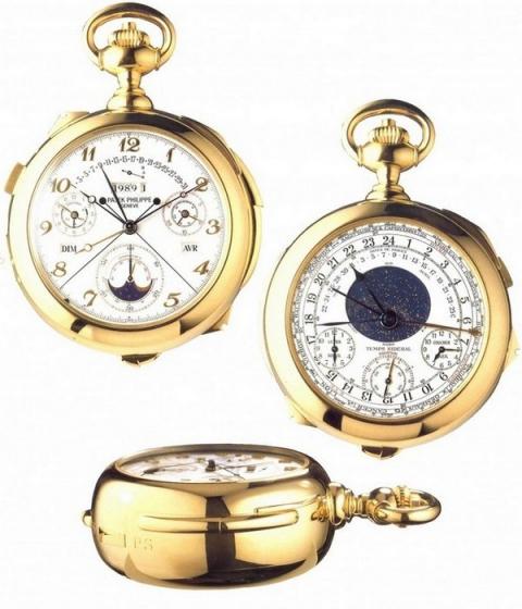 Десятка найдорожчих годинників у світі (10 фото) (7)