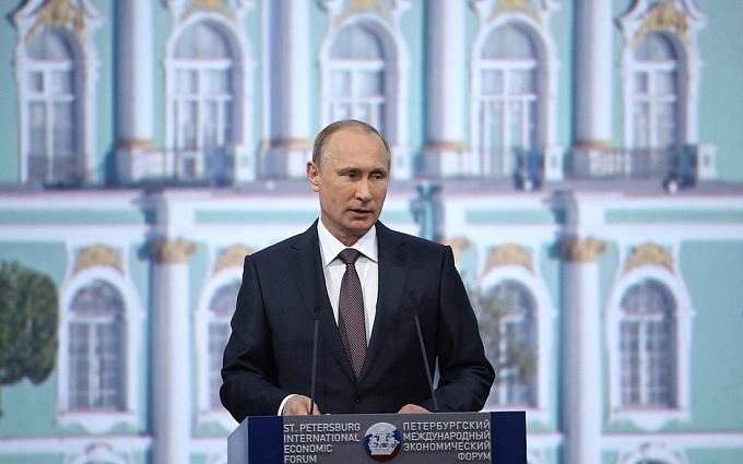 Путін прикинувся захисником бізнесу в Росії