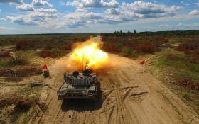 Вбивця ворожих танків: в Україні провели вогневі випробування нової бойової машини