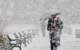 Жителей Украины предупредили об ухудшении погоды: ожидается снег и гололедица