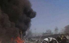 Взрыв у посольства Германии в Кабуле: число жертв увеличилось