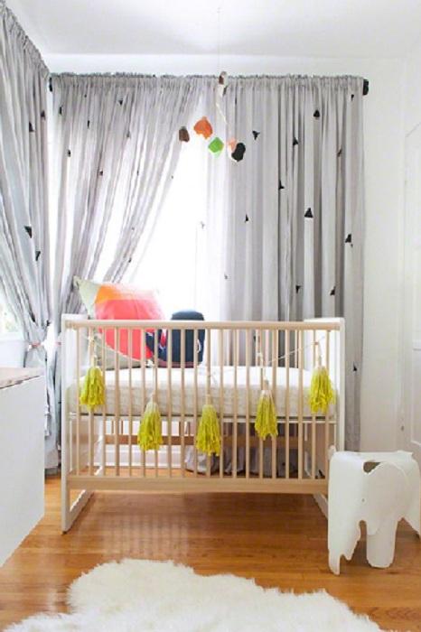 Круті ідеї, який допоможуть з оформленням дитячої спальні в стилі Mid-centry modern (17 фото) (17)
