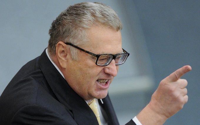 Жириновський поділився своїми фантазіями про Януковича й захоплення Києва