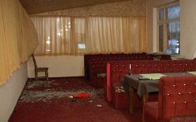 В киевском ресторане взорвалась граната: появились фото