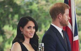 Вперше з'явилося фото спільної емблеми принца Гаррі та Меган Маркл