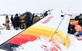 Авиакатастрофа с погибшими в России: появилась предварительная причина