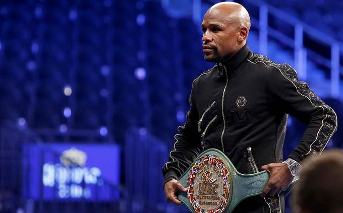 Непобедимый Мейвезер возвращается на ринг - назван первый соперник (1)
