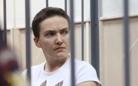 Савченко сделала обращение по поводу ее возвращения в Украину