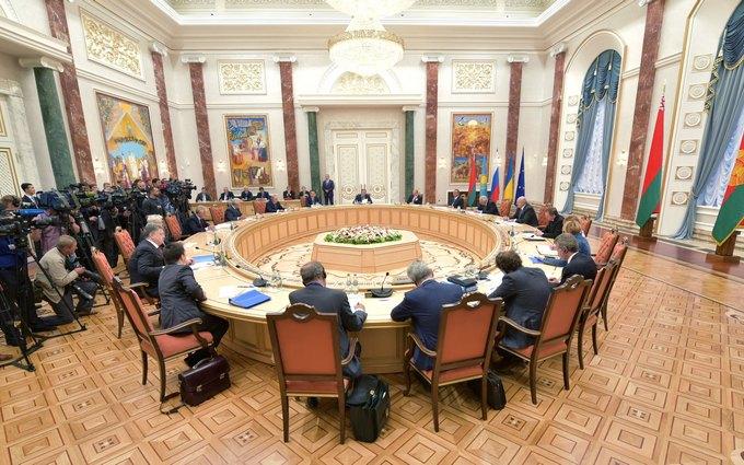 В Минске прошли переговоры по Донбассу: главные результаты