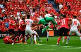Албания - Швейцария - 0-1: видео гола