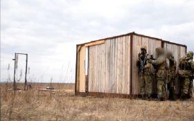 Как тренируется украинский спецназ: видео учений положили на тяжелый рок