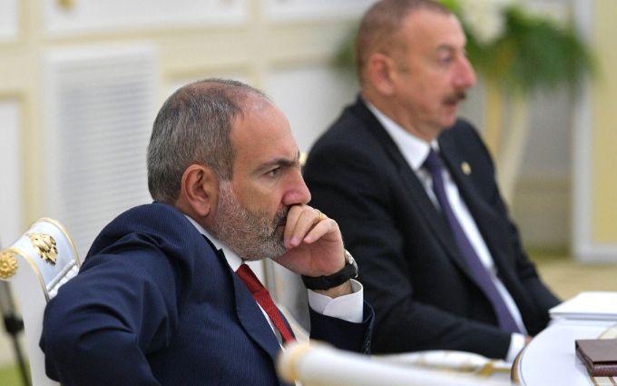 У Вірменії зізналися, за що воюють проти Азербайджану в Карабасі