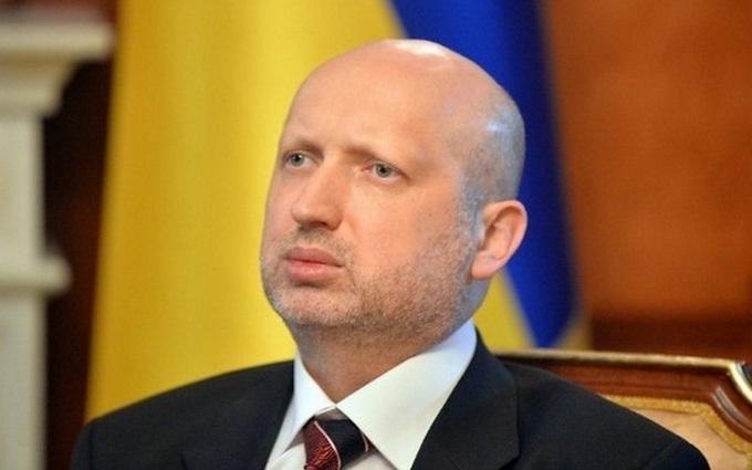 Турчинов зробив сенсаційну заяву через загострення на Донбасі