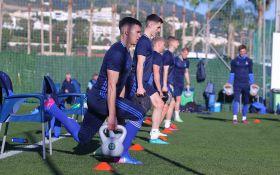"""Как """"Динамо"""" усердно работает на тренировках в Испании: опубликовано видео"""