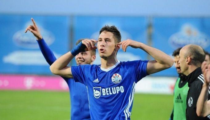 Всферу интересов Динамо попал хорватский защитник Катич