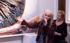 """""""Лицо войны"""": украинская художница показала настоящий образ Путина"""