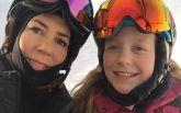 Горы, лыжи и яркие селфи: датские монархи с детьми порадовали фото с отдыха