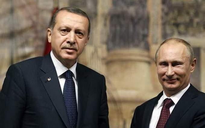 У Путіна заявили про вибачення Ердогана: соцмережі вибухнули жартами