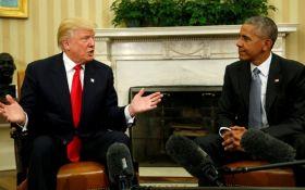 Скандал в США: від Трампа зажадали довести гучні звинувачення проти Обами