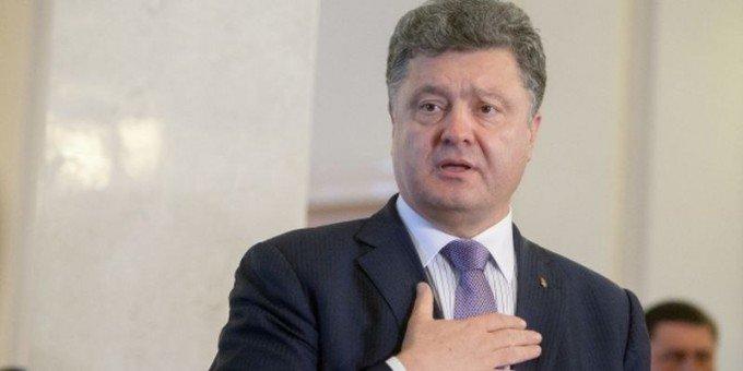 Президент України привітав українців із Водохрещем