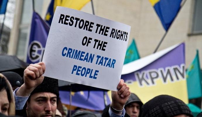 Украина требует от РФ прекратить нарушение прав человека в Крыму