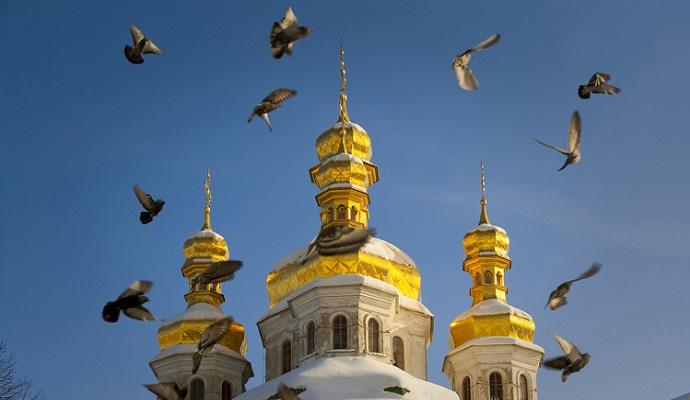 За 2 года Московский патриархат в Украине лишился 70 приходов