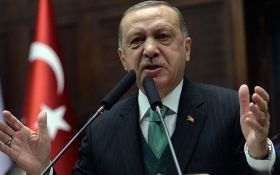 Ердоган анонсував масштабні операції турецької армії в Сирії