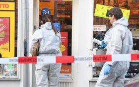 Нова стрілянина в Німеччині, є загиблий і поранені: з'явилося фото