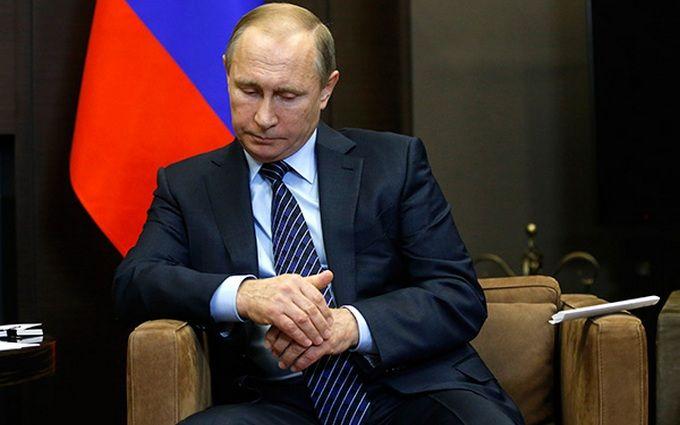 Путіна не бояться, ним гидують: відео з заявою президента Росії підірвало мережу
