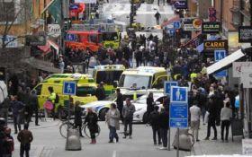 Теракт в Стокгольме: подозреваемый признал свою вину