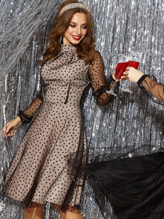 Новогодний шик: выбираем платье для корпоратива (2)
