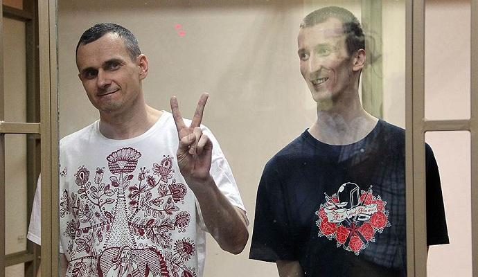 Фільм про суд над ув'язненими в РФ Сенцовим і Кольченком представлять в Парижі