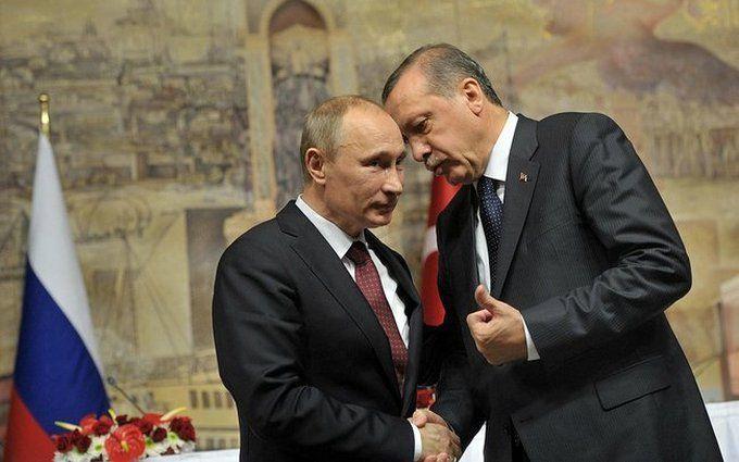 Соглашение Путина и Эрдогана оказалось на грани срыва: что случилось