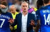 Тренер сборной Франции: очень жестоко проиграть в таком финале Евро-2016