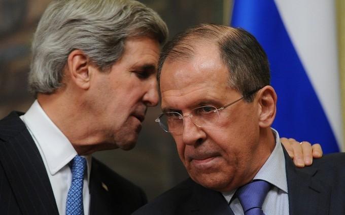 Керри и Лавров в Москве обменялись едкими шутками