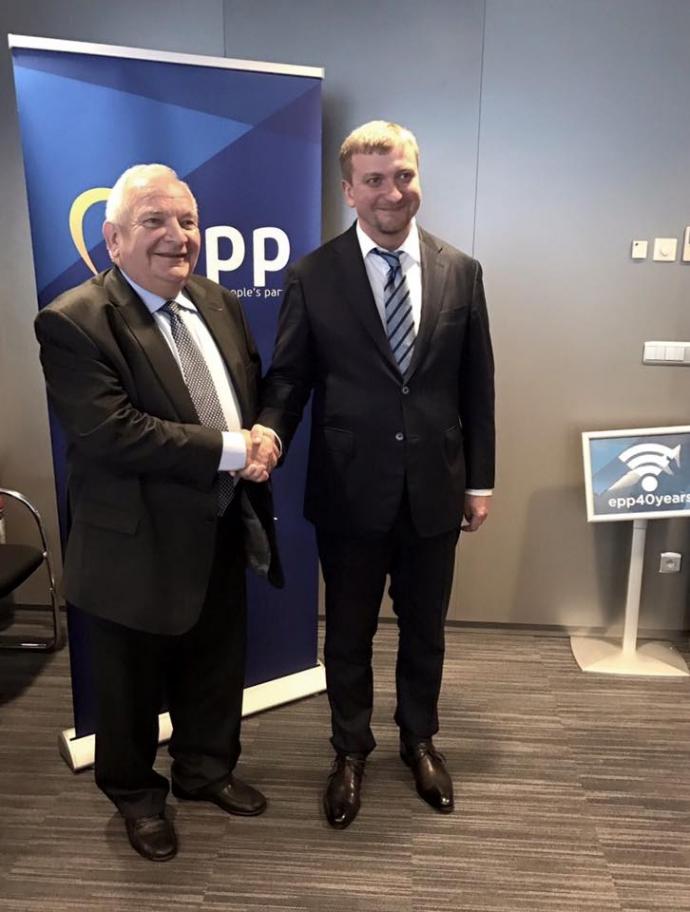 Україна заручилася підтримкою з боку важливої європейської партії (1)
